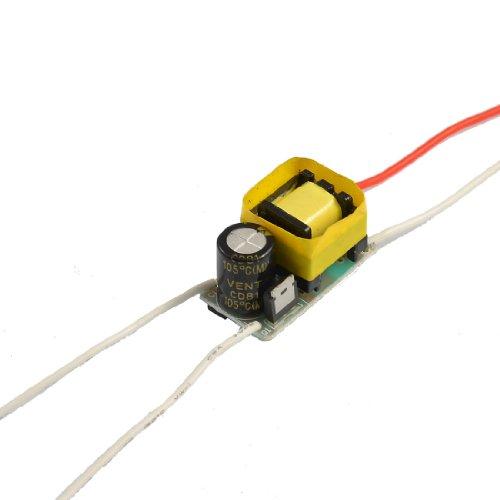 Ac 110-220V Dc 26-42V 300Ma Power Supply Transformer Driver For (6-10)X1W Led Light