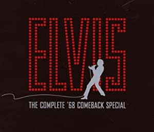 The Complete '68 Comeback Special- the 40th a