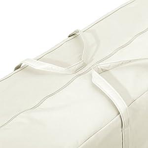 AmazonBasics Patio Seat Cushion/Cover Storage Bag from AmazonBasics