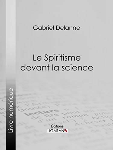 Le Spiritisme devant la science