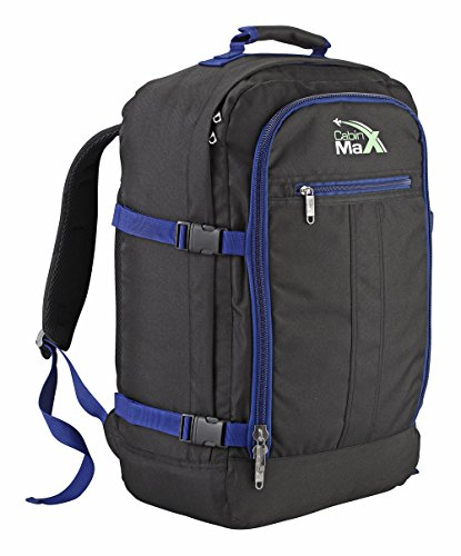 Cabin max metz gris sac dos et bagage mains pour - Bagage cabine sac a dos ...