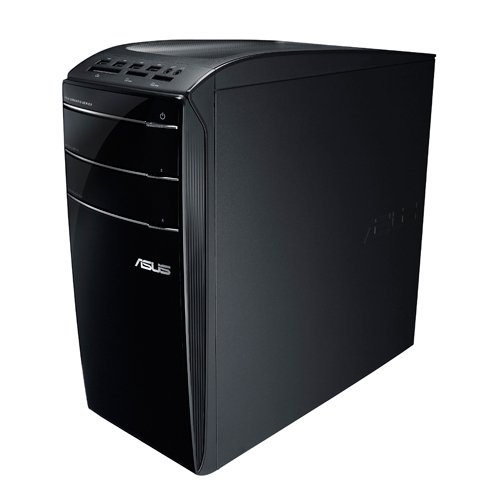 ASUS Essentio CM6830-US-2AA Desktop (Black)