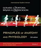 Gerard J. Tortora Principles of Anatomy and Physiology: WITH Atlas AND Registration Card (2 Vol Set), ISV