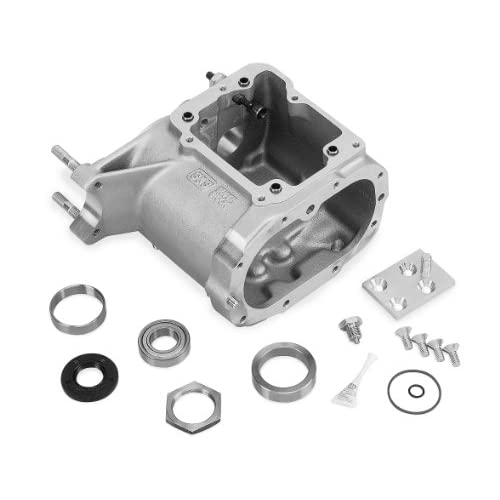 S&S Cycle 5 Speed Transmission Case for 4 Speed Big Twin 56 1051