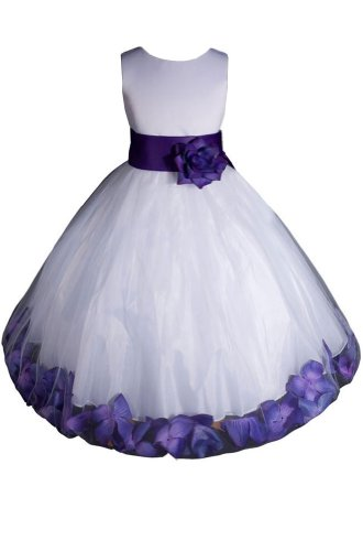 AMJ Dresses Inc purple Pageant