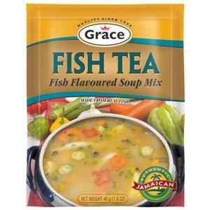 Grace fish tea soup 3 pack animals pet supplies pet for Fish tea soup