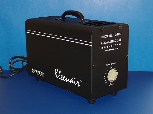 Kleenair 2500 Ozone Air Purification System