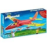 """Playmobil - 4214 - Jeu de construction - Planeur """"Extreme"""""""