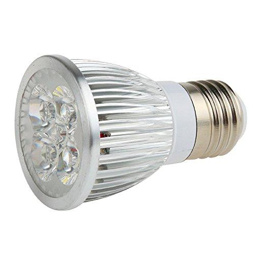 5*1W & 5W Led E27 Warm White 3000K E27 Led Spot Light Lamp Bulb 100-245V