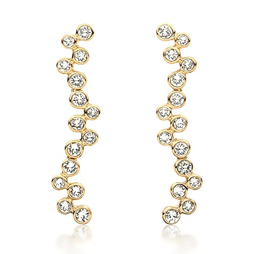 myjs-fidelity-16k-gold-plated-bubbles-dangle-drop-earrings-with-clear-swarovski-crystals