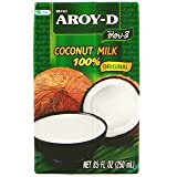 100% Coconut Milk - 8.5 oz packages (6-pack)
