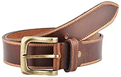 Midas Men's Belt (CLB545_42 , Brown)
