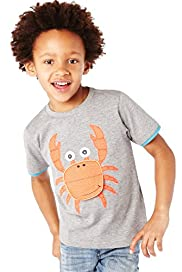 Cotton Rich 3D Crab T-Shirt