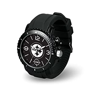 Brand New Pittsburgh Steelers NFL Ghost Series Mens Watch by Things for You