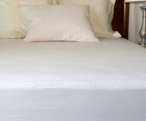Review Newpoint Terry Twin Waterproof Mattress Protector