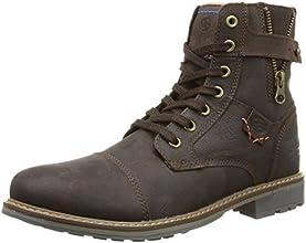 Dockers 35EI003, Boots homme - Marron (Schoko 360), 42 EU