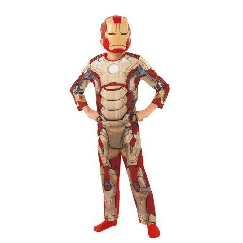 Iron Man 3 Kinder Kostüm mit Maske Karneval Fasching Gr.5-6 J.