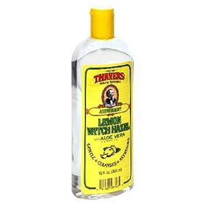 Thayer Henry Lemon Witch Hazel Cleanser 360 ml
