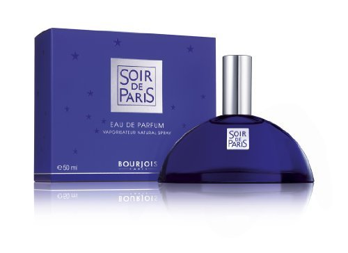 Bourjois Soir de Paris Eau de Parfum Spray for Women 50 ml by Bourjois