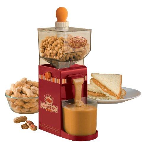 Nostalgia Electrics Nbm400 Electric Peanut Butter Maker