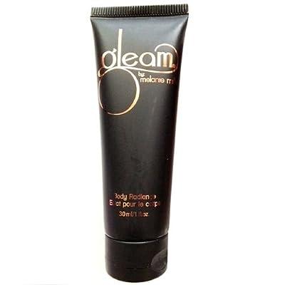 Gleam By Melanie Mills Body Radiance, Light Gold FGT-001b, 1 Ounce