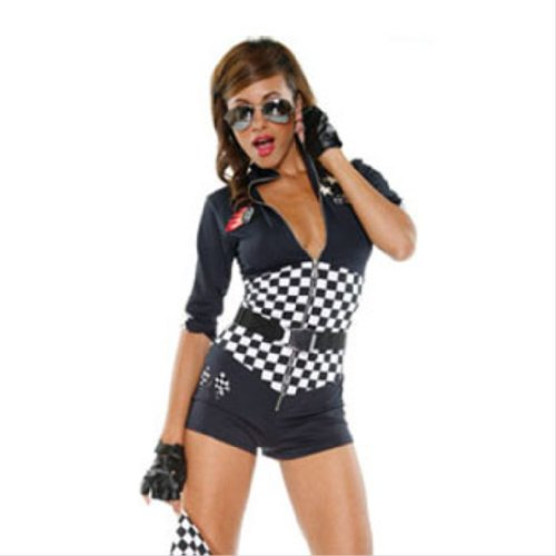 ForPlay Sexy Race Car Driver Costume