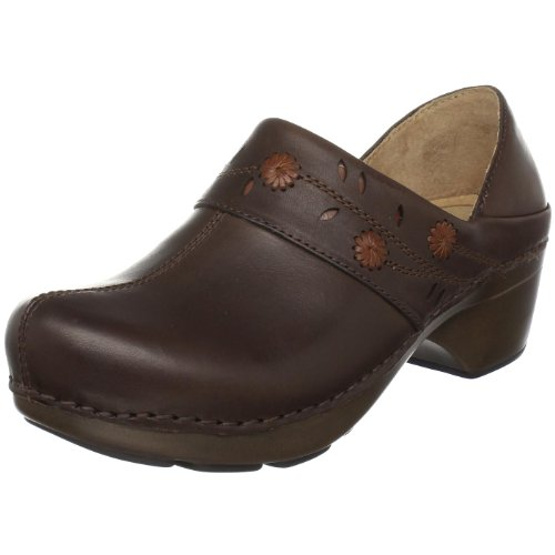 Dansko Women's Summer Clog,Chocolate,37 EU / 6.5-7 B(M) US