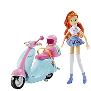 Winx Club - Bloom Scooter with Light & Sound