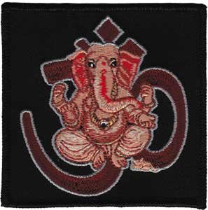Application Ganesh Om Patch - 1