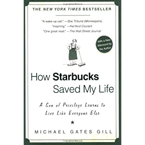 how starbucks saved my life essay It's all too much: an easy plan for living a richer life with less stuff [peter walsh] on amazoncom free shipping on qualifying offers when peter walsh.