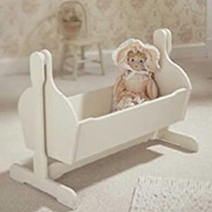 Pendulum Doll Cradle Plans