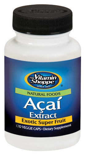 the Vitamin Shoppe - Acai Extract, 120