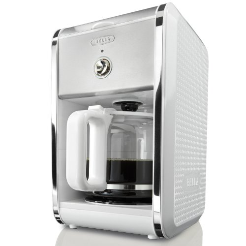 Dots Collection 12-Cup Manual Coffee Maker