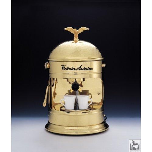Victoria Arduino Venus Family Brass