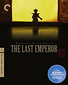 The Last Emperor (The Criterion Collection) [Blu-ray]