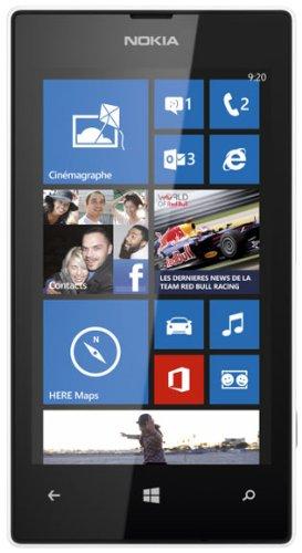 Smartphone NOKIA LUMIA 520 BLANC 8GO