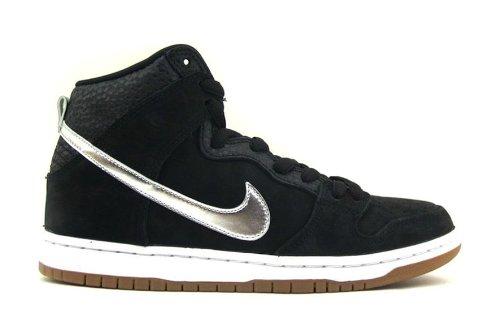 Nike Dunk High Prm Sb Somp Nigel Sylvester (635535-001) Mens Shoes