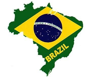brazil and usa flag