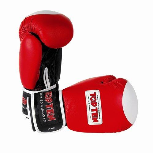 "TOP TEN Boxhandschuhe ""Competition"" im Aiba - Design"