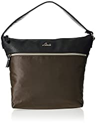 Lavie Women's Handbag (Brown)