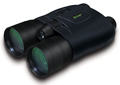 Night Owl Pro Nexgen Night Vision Binocular, Black