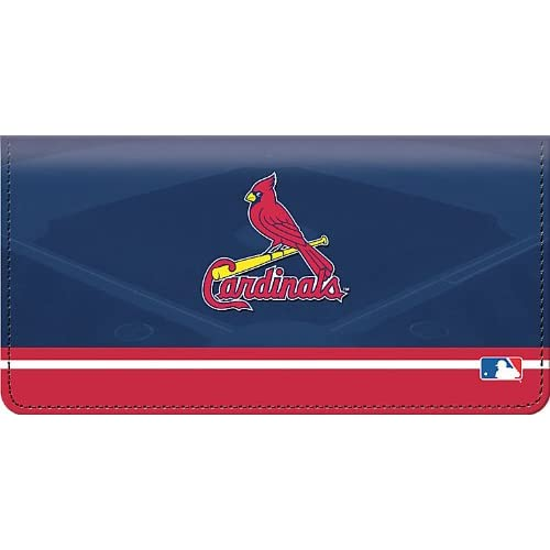 Amazon.com : St Louis Cardinals(TM) MLB(R) Checkbook Cover