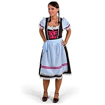 Dirndl sexy bavarian german beer fest womens dress amazon co uk