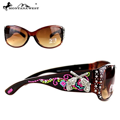 b43-3-montana-west-embroidery-double-pistol-collection-sunglasses-sgs-3606-coffee-black