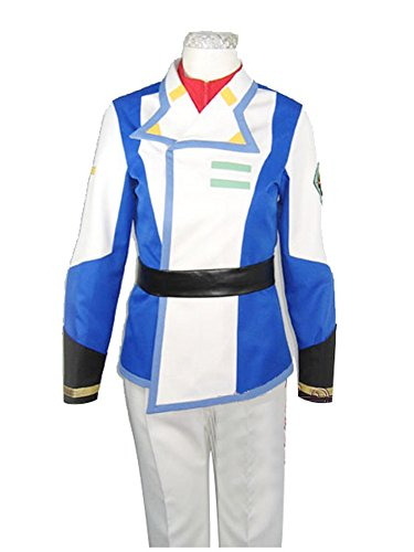 [Japan Cosplay] Mobile Suit GUNDAM SEED Orb Military Uniform Costume