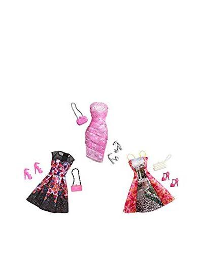 Barbie Set 3 vestidos Barbie 4260418750232