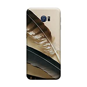 iShell Premium Printed Mobile Back Case Cover With Full protection For Samsung S6 Edge (Designer Case)