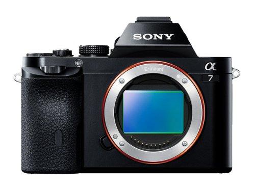 SONY デジタル一眼カメラ α7 ボディ ILCE-7/B