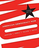 img - for American Democracy Now- Texas Edition 1st (first) Edition by Harrison, Brigid, Harris, Jean, Tolchin, Susan, Halter, Gary published by McGraw-Hill Humanities/Social Sciences/Languages (2008) book / textbook / text book