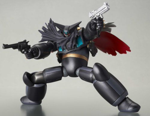 Shin Getter Kaiyodo Revoltech Super Poseable Action Figure Black Getter [OVA Version]